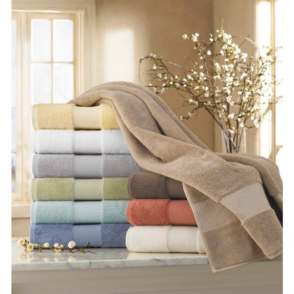 Turkish Supreme Collection 700 GSM 6-piece Towel Set