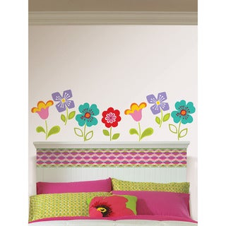 Wall Pops Petal Blox Wall Decals