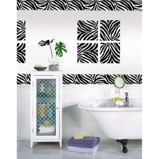 WallPops Go Wild Blox and Stripes
