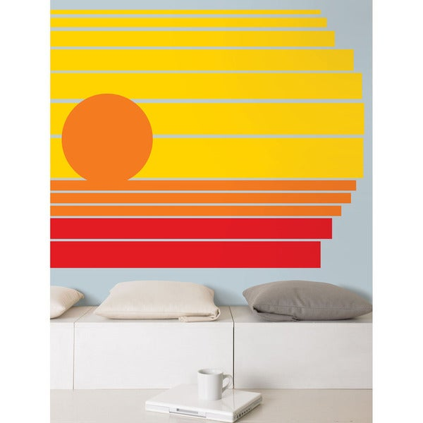 Wall Pops Sunset Pack Decals