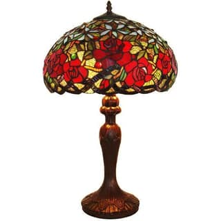 Red Table Lamps For Less Overstock