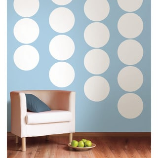 WallPops Ghost Dot Decal Set