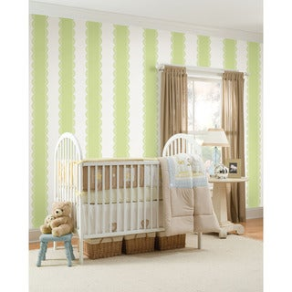 WallPops Peapod Stripe Bundle Vinyl Wall Art
