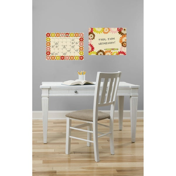 WallPops Carnivale Dry Erase Calendar Message Board Combo - 14926359 ...
