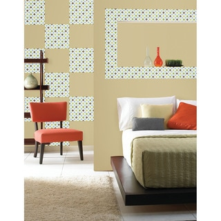 WallPops Geo Blox Stripe Decal Pack