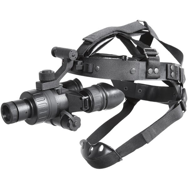 Armasight Nyx-7 ID Gen 2+ Night Vision Goggles Improved Definition, 47-54 lp/mm
