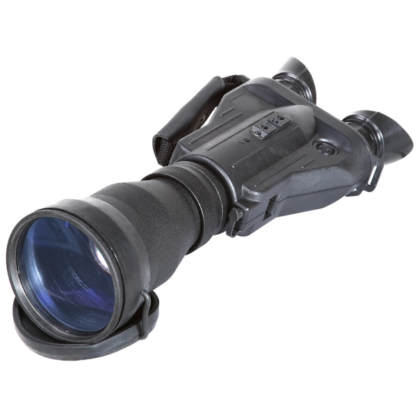 ARMASIGHT Discovery8X GEN 2+ QS Night Vision Bi-Ocular with ARMASIGHT XLR-IR850 Long-range Infrared Illuminator
