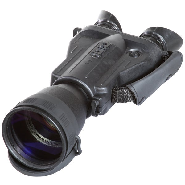 Discovery 5X 3 Alpha Night Vision Binocular 5x Gen 3 High Performance with XLR-IR850 Extra Long Range Infrared Illuminator