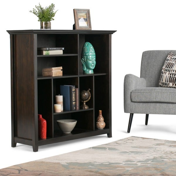 Shop WYNDENHALL Halifax Multi Cube Bookcase And Storage
