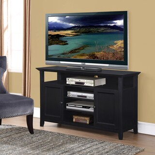 WYNDENHALL Halifax TV Media Stand for TV's up to 60 Inches (2 options available)