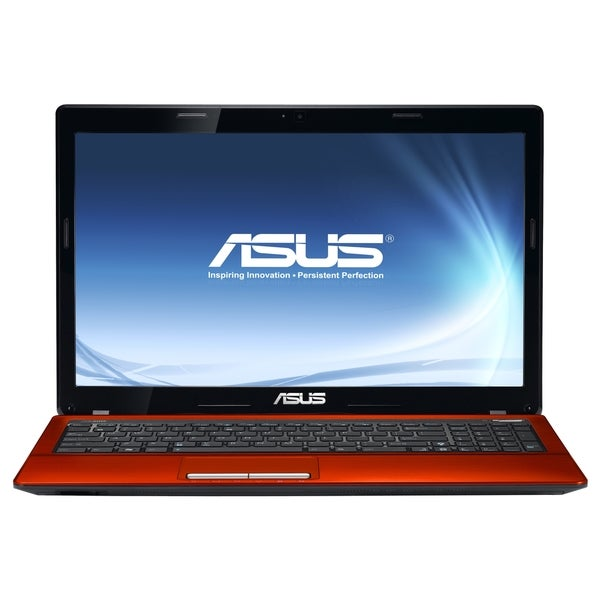 "Asus X53E-RB31-BU 15.6"" LCD Notebook - Intel Core i3 Dual-core (2 Cor"