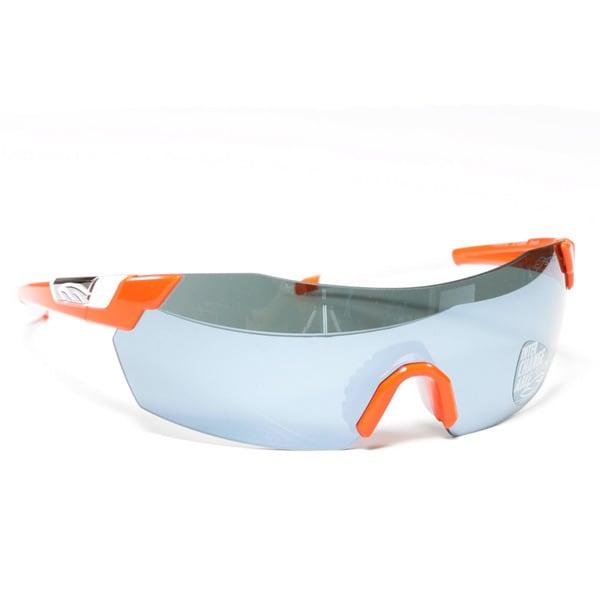 Smith Men's Pivlock V2 Max Orange Super Plantinum Lens Sunglasses