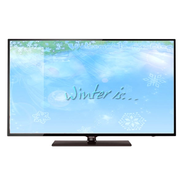 Samsung UN60EH6050 1080p 240Hz LED TV (Refurbished)