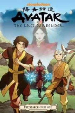 Avatar - the Last Airbender 1: The Search (Paperback)