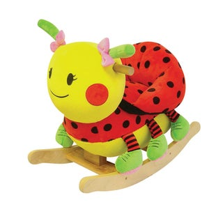 Charm Company Lady Bug Rocker