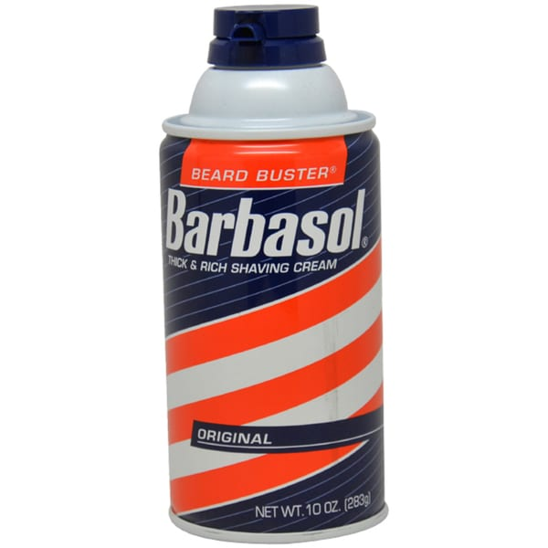 Barbasol Original Thick & Rich 10-ounce Shaving Cream