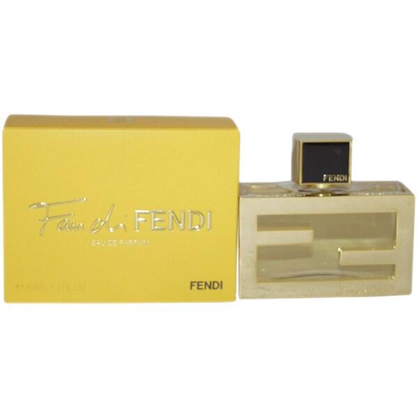 Fendi Fan di Fendi Women's 1.7-ounce Eau de Perfume Spray