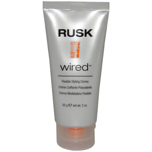Rusk Wired 2-ounce Flexible Styling Creme