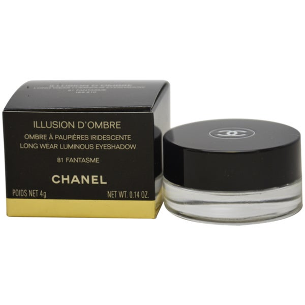 Chanel Illusion D'Ombre #81 Fastasme Long Wear Luminous Eyeshadow
