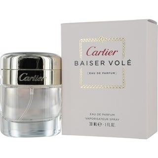 cartier baiser vole women 39 s 3 3 ounce eau de parfum spray. Black Bedroom Furniture Sets. Home Design Ideas