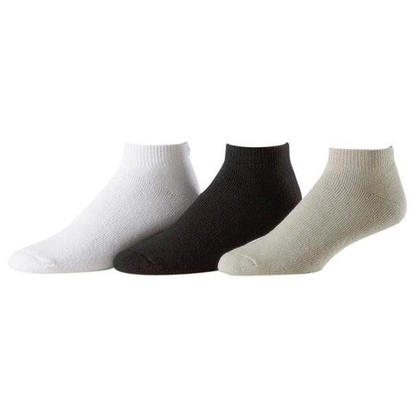 FootJoy Men's ComfortSof Sport Golf Socks (Pack of 6) - 7 to 12
