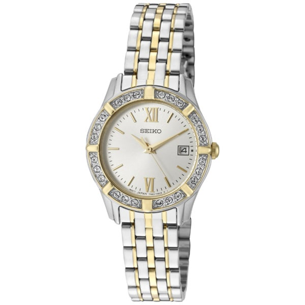 Seiko Women's Two-Tone Watch