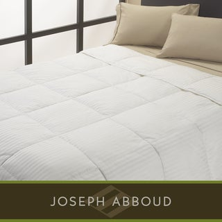 Joseph Abboud Warmth Performance Twin-size Down Alternative Comforter