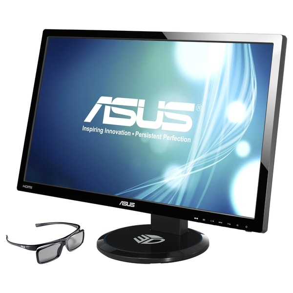 "Asus VG27AH 27"" 3D LED LCD Monitor - 16:9 - 5 ms"