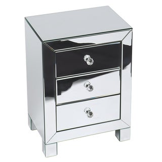 Ave Six Reflections 3-drawer Accent Table