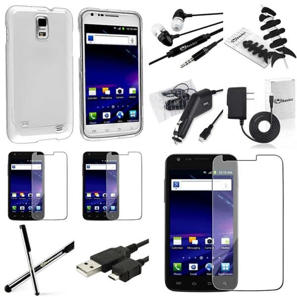 BasAcc Case/ Protector/ Chargers/ Cable for Samsung Skyrocket i727