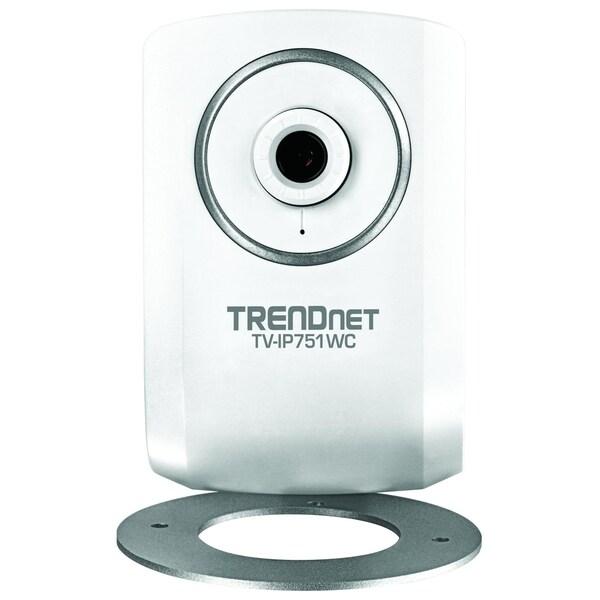 TRENDnet TV-IP751WC Network Camera - Color