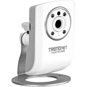 TRENDnet TV-IP751WIC Network Camera - Color