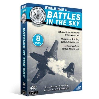 WW2 BATTLES IN THE SKY