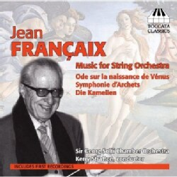 Kerry Stratton - Francaix: Music for String Orchestra