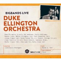 Duke & His Orchestra Ellington - Bigbands Live: Duke Ellington Orchestra