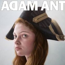 ADAM ANT - BLUEBLACK HUSSAR IN MARRYING THE GUNNERS DAUGHTER