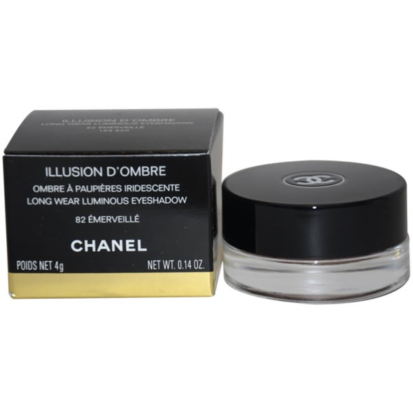 Chanel Illusion D'Ombre #82 Emerveille Long Wear Luminous Eyeshadow