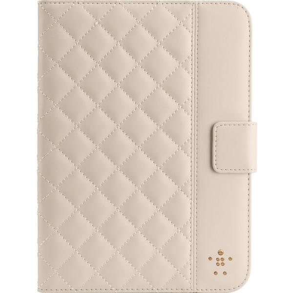 Belkin Carrying Case (Portfolio) for iPad mini - Cream