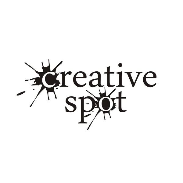 Vinyl Attraction 'Creative Spot' Vinyl Wall Art