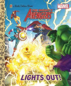 The Mighty Avengers: Lights Out! (Hardcover)