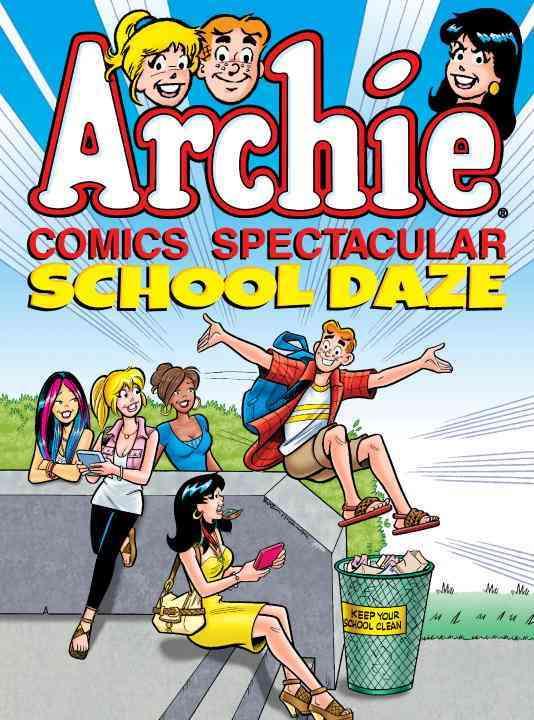 Archie Comics Spectacular: School Daze (Paperback)