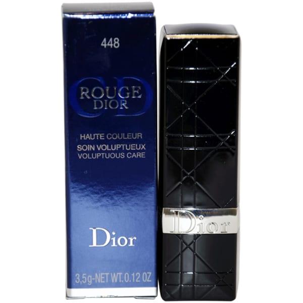 Christian Dior Rouge Dior #448 Tulip Pink Lipstick
