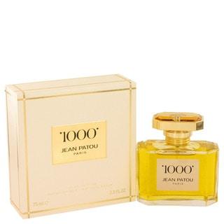 Jean Patou 1000 Women's 2.5-ounce Eau de Parfum Spray