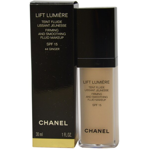 Chanel Lift Lumiere Ginger Firming & Smoothing Fluid Makeup