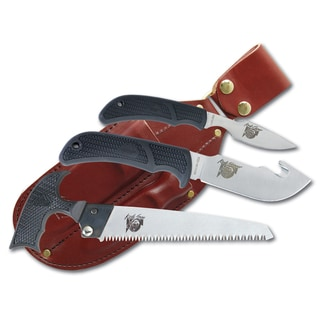 OutdoorEdge Kodi-Pak with Leather Sheath