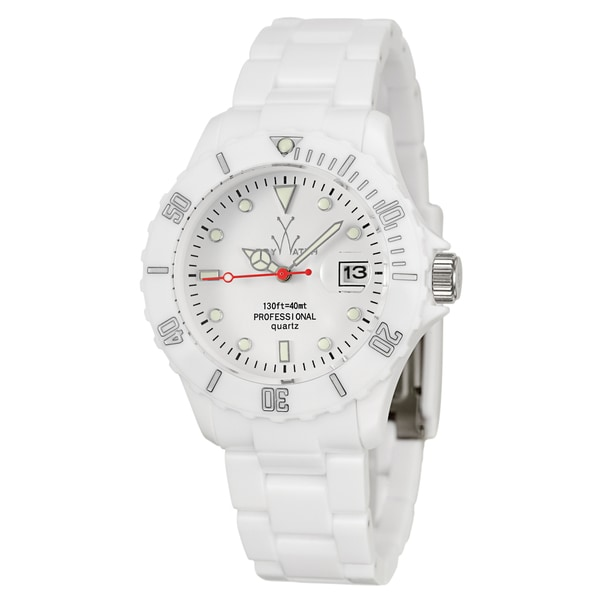 ToyWatch Women's Diver 'Plasteramic' Watch