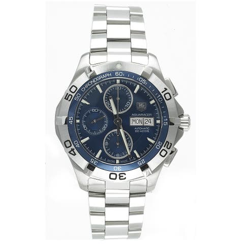 Tag Heuer Men's CAF2012.BA0815 'Aquaracer' Chronograph Automatic Stainless Steel Watch