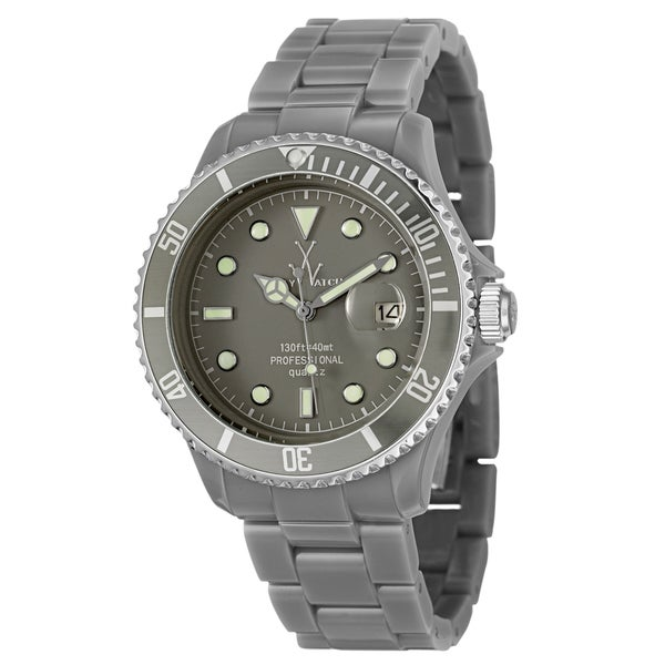 ToyWatch Men's Diver 'Plasteramic' Watch