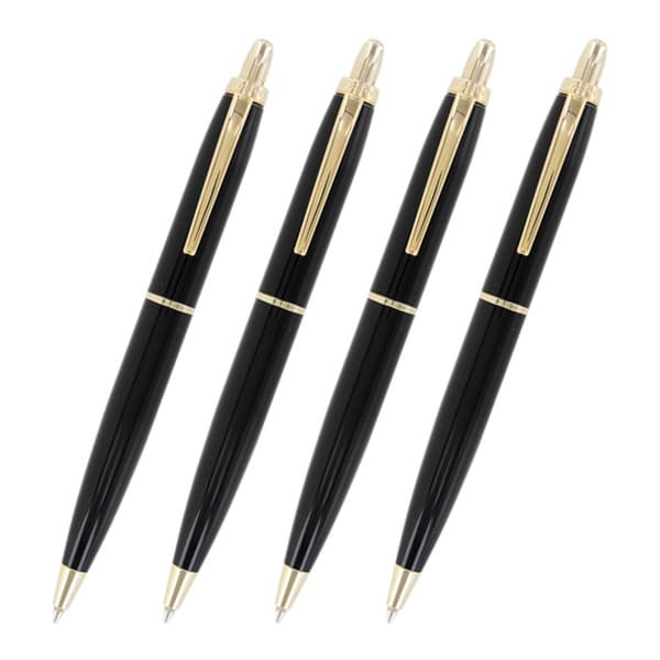 Paper Mate Professional Series Persuasion Black GT Ball Point Pens (Set of 4)
