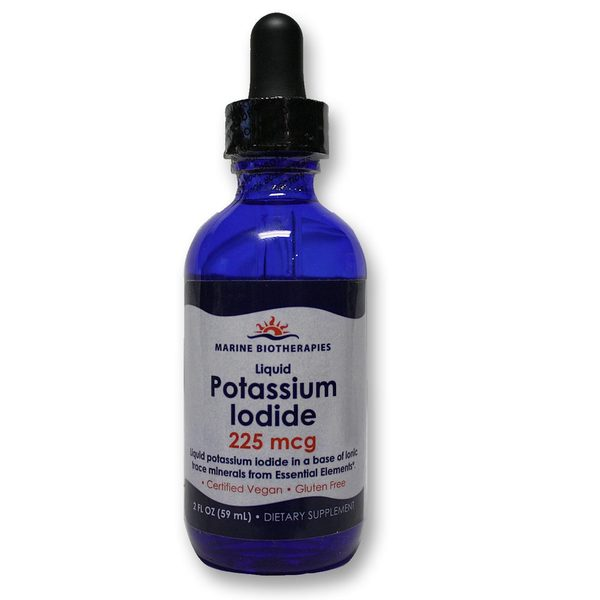 Marine Biotherapies Liquid Potassium Iodide